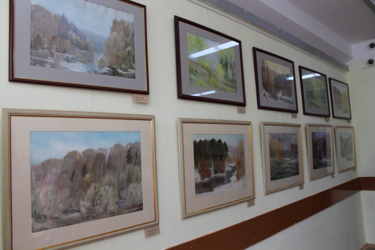 Жителей ЮЗАО познакомят с творчеством современного московского художника и архитектора А. Жернакова