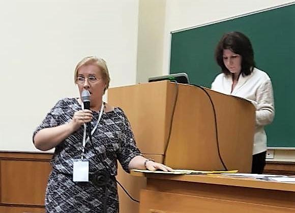 Педагоги школы № 1534 приняли участие во Всероссийском съезде учителей русской словесности
