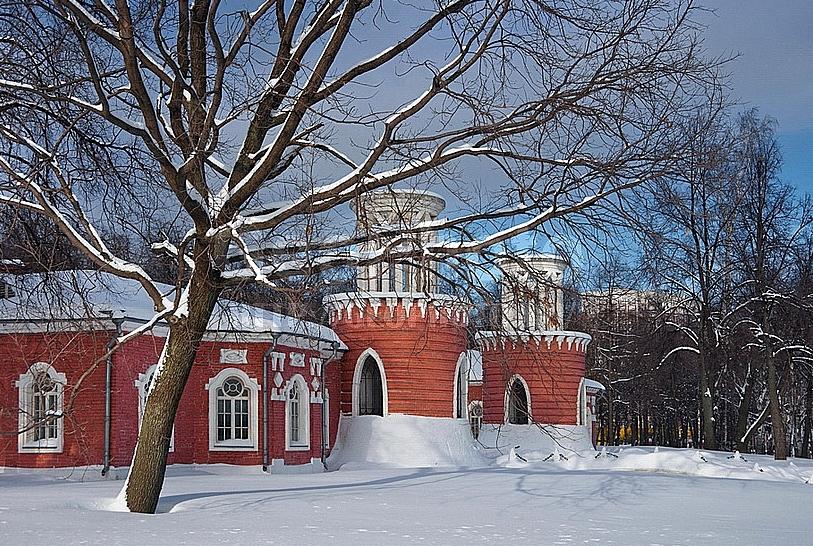 За последние сто лет зима в Москве потеплела на 4 градуса