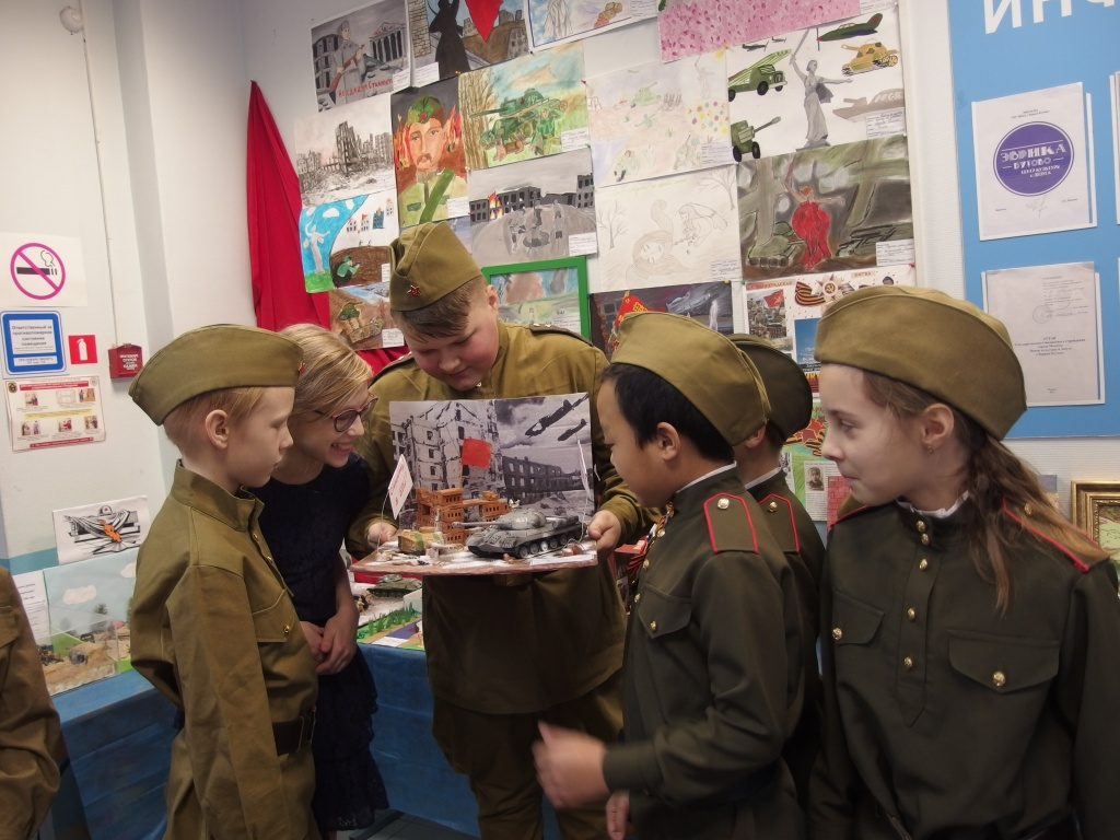 В Бутове почтили память защитников Отечества