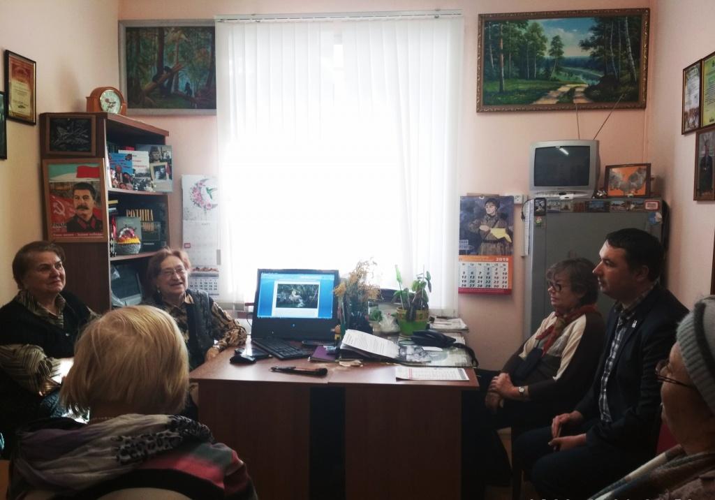 В Академическом районе прочитали лекцию о борьбе с мошенничеством