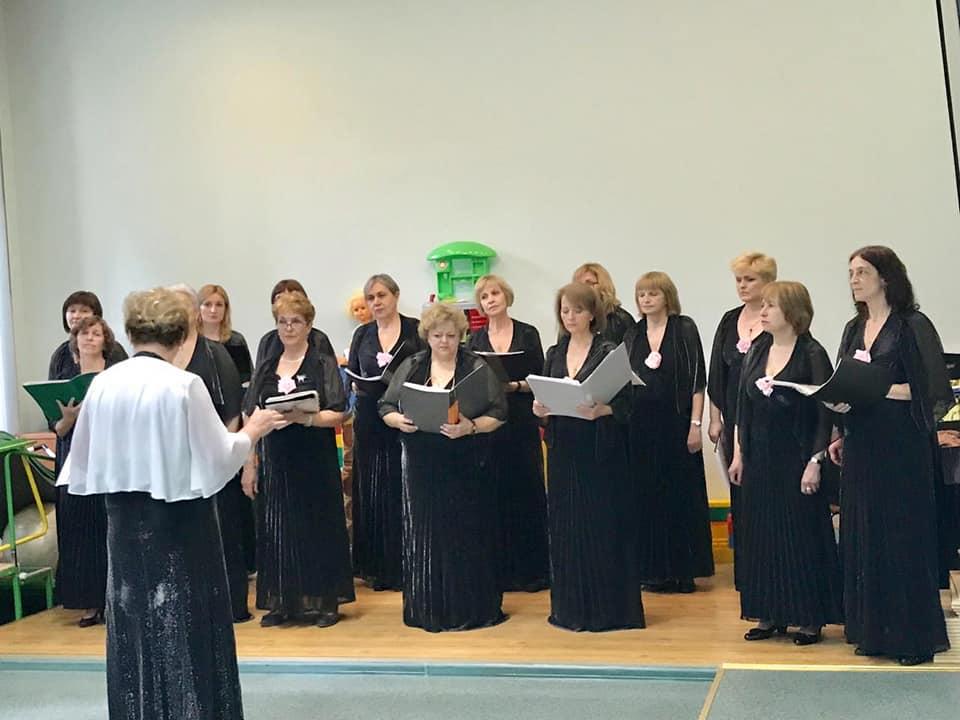 Участники проекта «Московское долголетие» выступили с концертом
