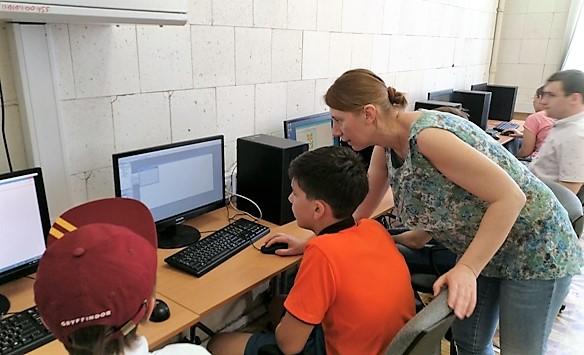 Завершилась работа первой смены летней школы в образовательном комплексе «Юго-Запад»