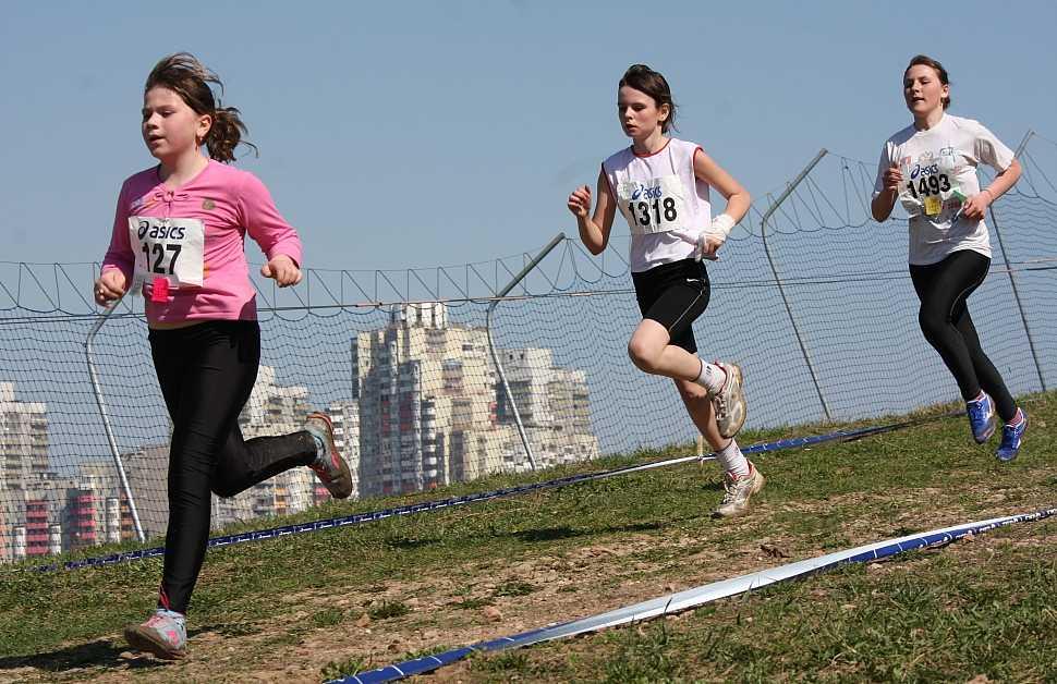 Спортивные жители Академического района примут участие в забеге «Кросс нации»