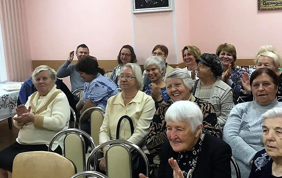 В филиале «Академический» отметят День старшего поколения