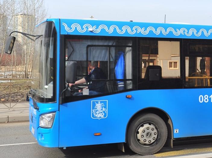От «Каховской» до «Каширской» можно проехать на автобусе