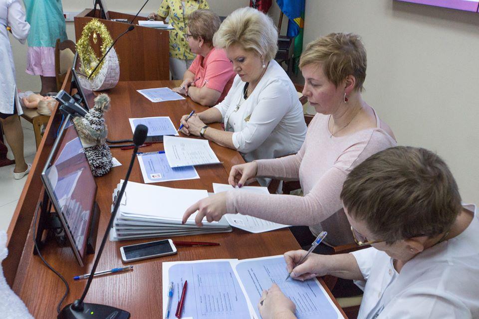 В больнице им. В.В. Виноградова провели профессиональный конкурс медсестер