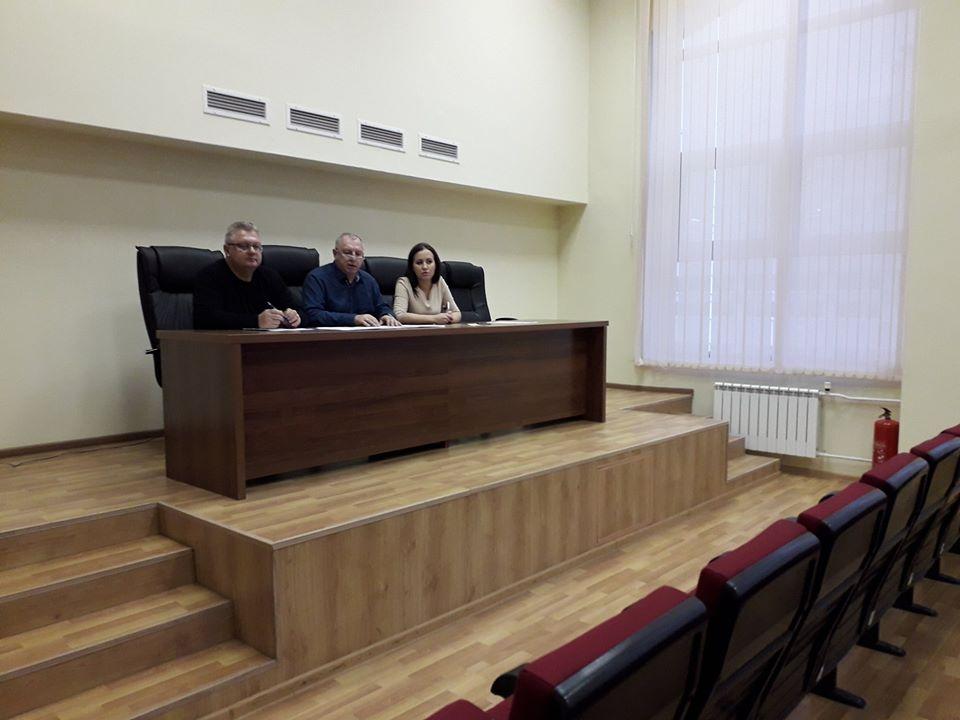В управе Академического района прошло заседание антитеррористической комиссии