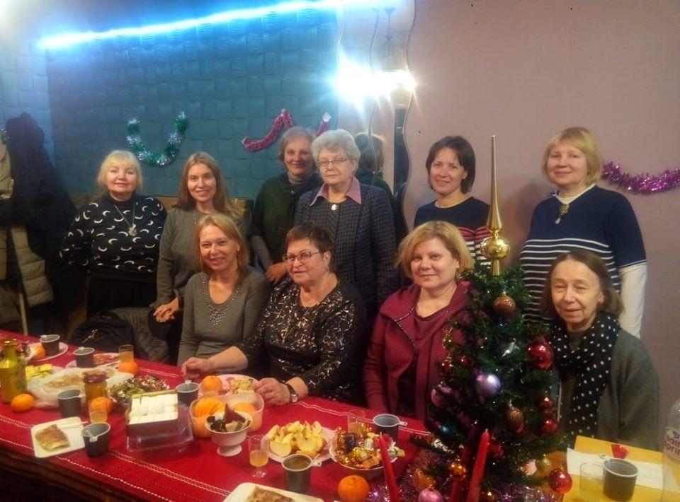В центре «Орион» выяснили, как празднуют Рождество в Англии
