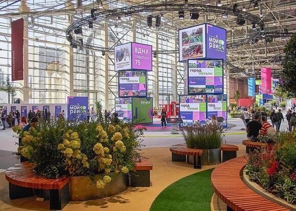 В Москве пройдет международная дизайнерская выставка