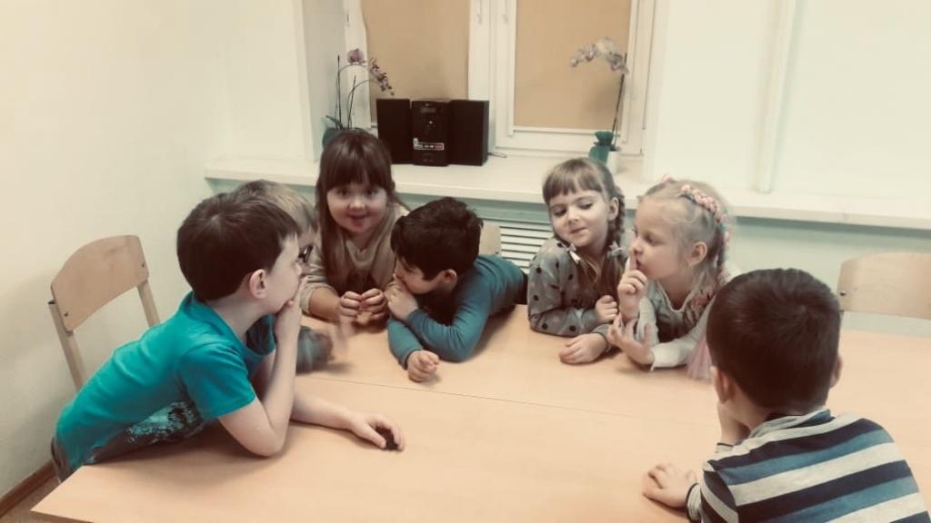 Необычная игра состоялась в студии английского языка «ABC» центра «Академический»
