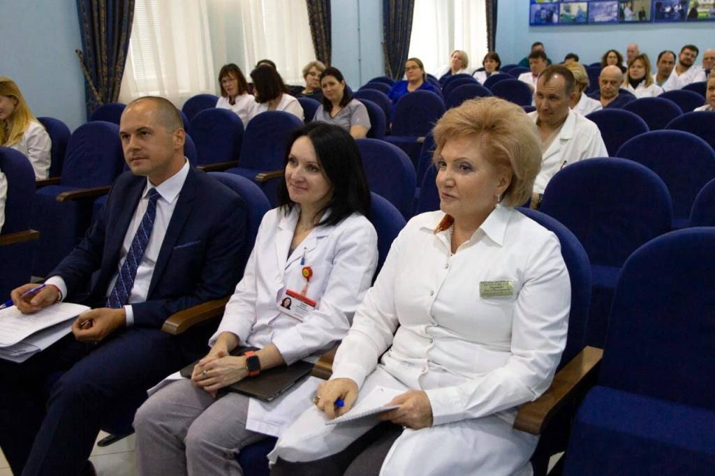 В больнице им. В.В. Виноградова прошел семинар по организации внутреннего аудита