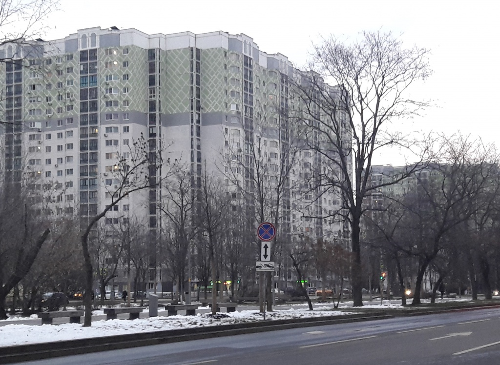 В Академическом районе ввели в эксплуатациюновый корпус жилого комплекса