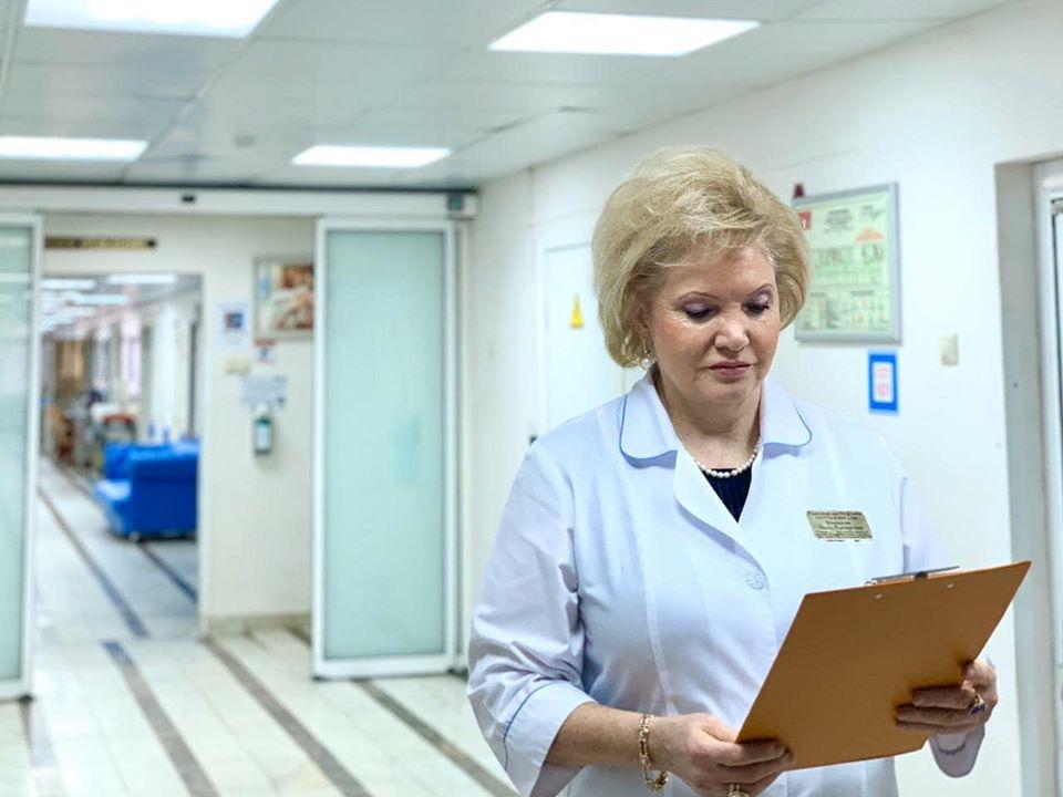 В больнице № 64 отремонтировали отделения для приема плановых пациентов