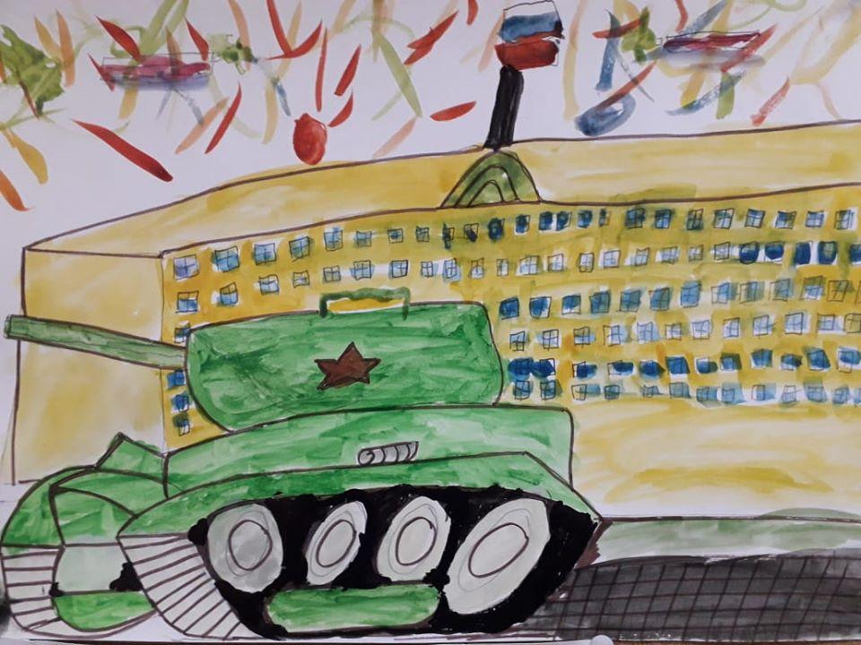 Ребята из Академического района поучаствовали в онлайн-мероприятии филиала «На Севастопольском»