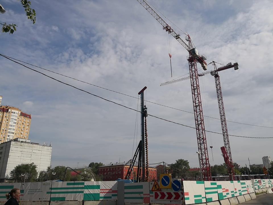 Москомэкспертиза согласовала проект строительства дома по программе реновации в Академическом районе
