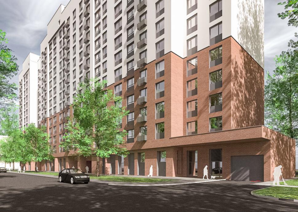 Новый дом по программе реновации возведут на Новочеремушкинской улице