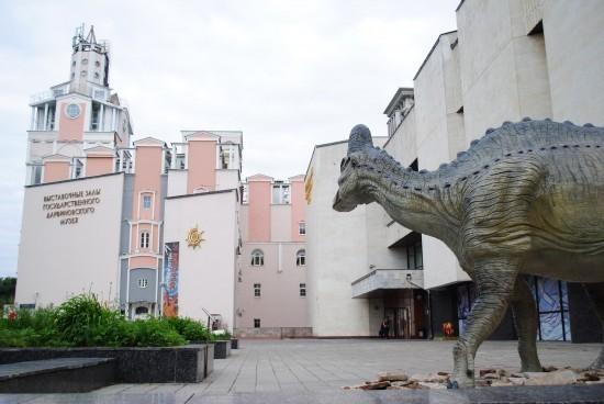 Дарвиновский музей стал площадкой проведения кинофестиваля  MosFilm Fest - 2021